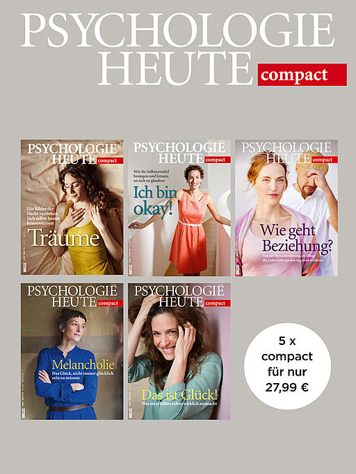 2015 psychologie heute for Psychologie heute abo
