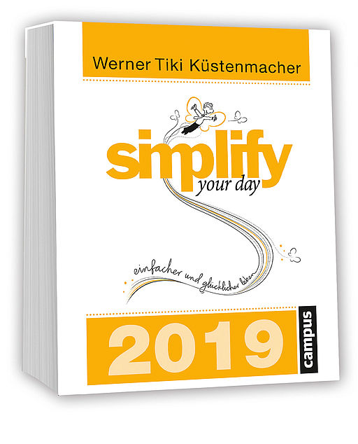 Kalender - simplify your day 2019